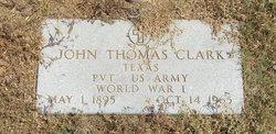 John Thomas Edwin Clark