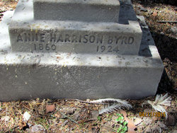 Anne Harrison Byrd
