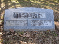 Elizabeth Nash &quot;Betty&quot; <i>Hewett</i> Bergstrom