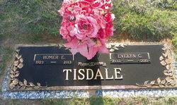 Evelyn June <i>Gillespie</i> Tisdale