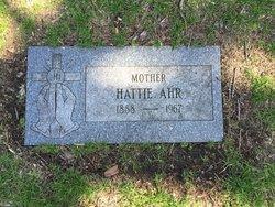 Hattie Ahr