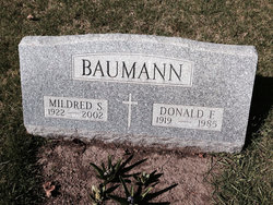Mildred S. <i>Numrich</i> Baumann