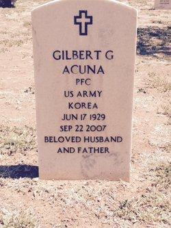 Gilbert G Acuna