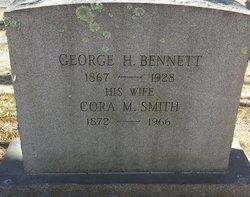 Cora M <i>Smith</i> Bennett