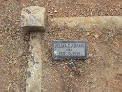 Velma C Adams