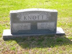 Willie Lee <i>Burks</i> Knott