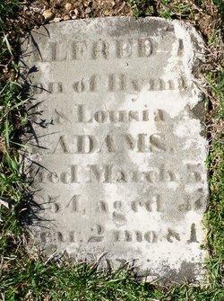 Alfred R Adams