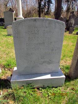 Mary Cary Polly Randolph