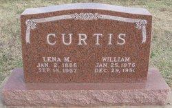 Lena Mae <i>Dowell</i> Curtis