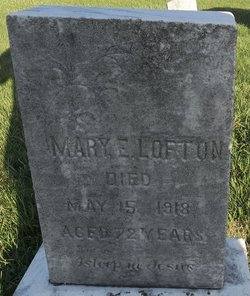Mary E. Lofton