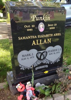 Samantha Elizabeth Ariel Allan Eaton