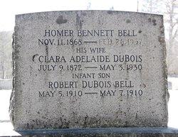 Clara Adelaide <i>DuBois</i> Bell