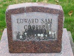 Edward Sam Cooper