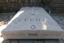 Helena <i>Petrovic of Montenegro</i> Savoy-Carignan
