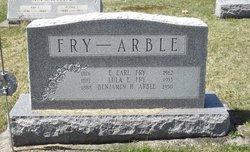 Lula Edith <i>Arble</i> Fry