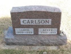 Lloyd Elmor Carlson
