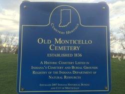 Old Monticello Cemetery