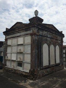 Saint Vincent De Paul Cemetery #1 (Louisa)