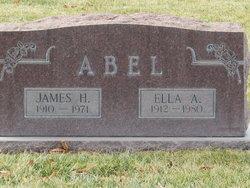 James H Abel