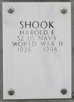 Harold Edward Shook