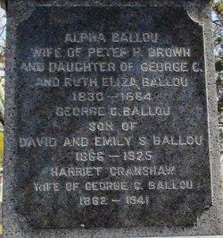 George Colburn Ballou
