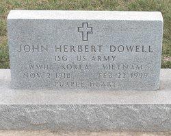 John Herbert Dowell