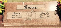 Pat <i>Townsend</i> Burns