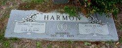 Alta Pearl <i>Griffith</i> Harmon