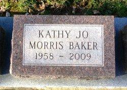 Kathy Jo <i>Morris</i> Baker