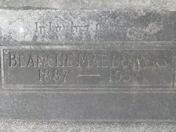 Blanche Mae Bowers