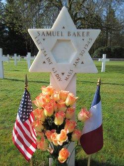 1Lt Samuel Baker