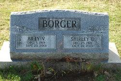 Shirley <i>Deets</i> Borger