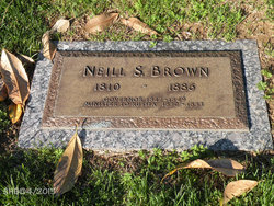 Neill Smith Brown