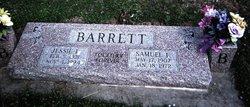 Samuel Floyd Pug Barrett