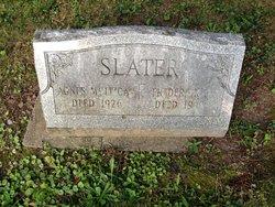 Frederick J Slater