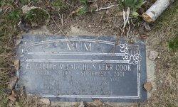 Elizabeth McLaughlin <i>Kerr</i> Cook