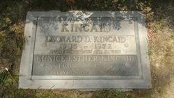 Eunice Esther Kincaid