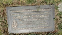 Sosik Artin Ghazarian