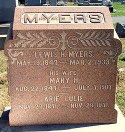 Arie Lulie Myers