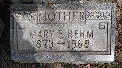 Mary Elizabeth <i>Smith</i> Behm