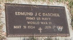 Edmund John Christian Dascher, Jr