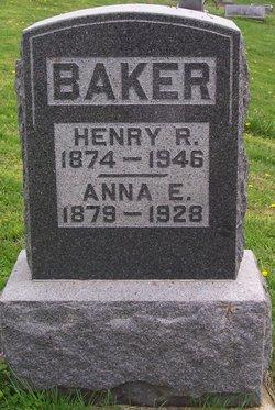 Anna E. Baker