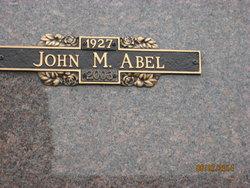 John Minor Abel