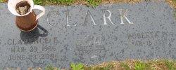 Clarence E Clark
