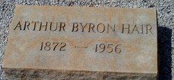 Arthur Byron Hair