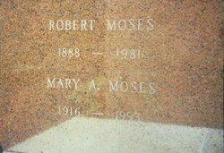 Mary Alicia <i>Grady</i> Moses