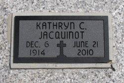 Kathryn C <i>LaFouge</i> Jacquinot