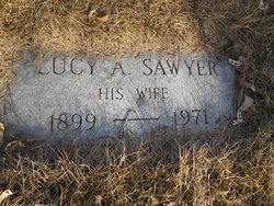 Lucy Alice <i>Sawyer</i> Jones