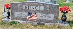 John Edward Jack Bunch