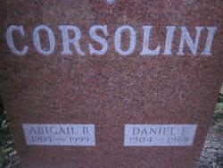 Daniel Edward Corsolini